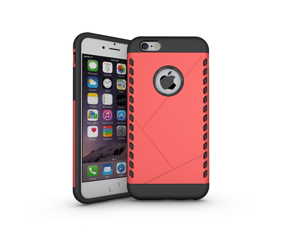 Mobile Phone Housing Wholesale Shield Mobile Case for Apple iPhone 6 / 6S