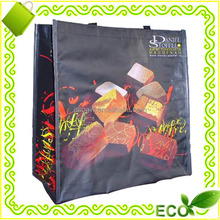 2017 wholesale factory offer BOPP lamination colorfull picture printing reusable tote shopping new design nonwoven bag