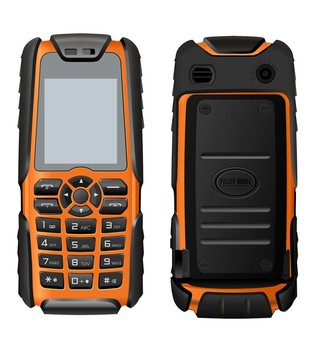 Supreme 1.8 inch rugged long life battery mobile phone