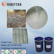Prices Raw Material Liquid Silicone Rubber to Make Cement Molds for Stones