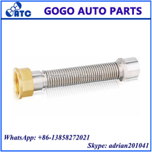 Corrugated Stainless Steel Gas Meter Connector Gas Meter Hose