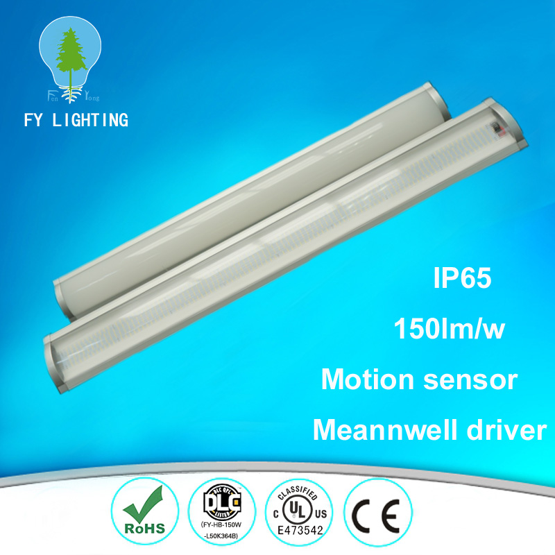 indoor factory industry gas station high power 120w 347v led high bay light