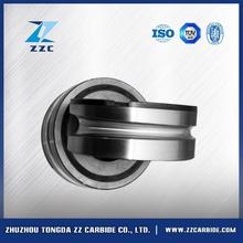Hot sale tungsten carbide cole roller used in smooth reinforcing steel for concrete