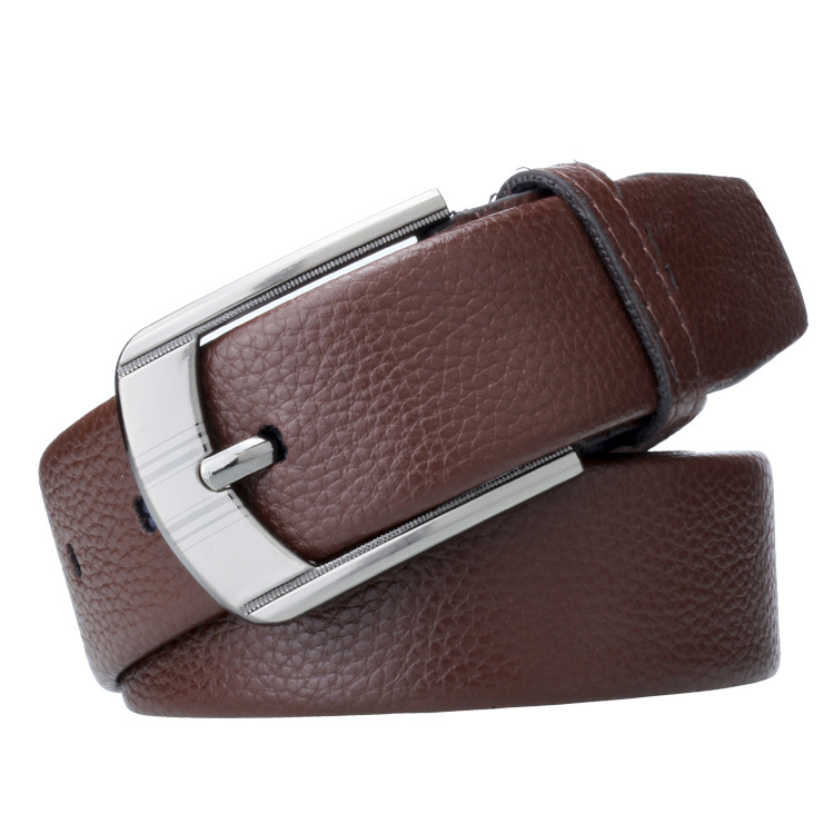 Simple Design PU Leather <strong>Belts</strong> For Men