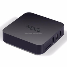 Android TV BOX MXQ With Built In Channel Updater, Quad Core Speed, XBMC Media Player - Free Movies and TV Comes Fully Loaded