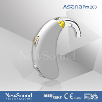 Factory Wholesales Resound wireless Digital Programmable Hearing Aids