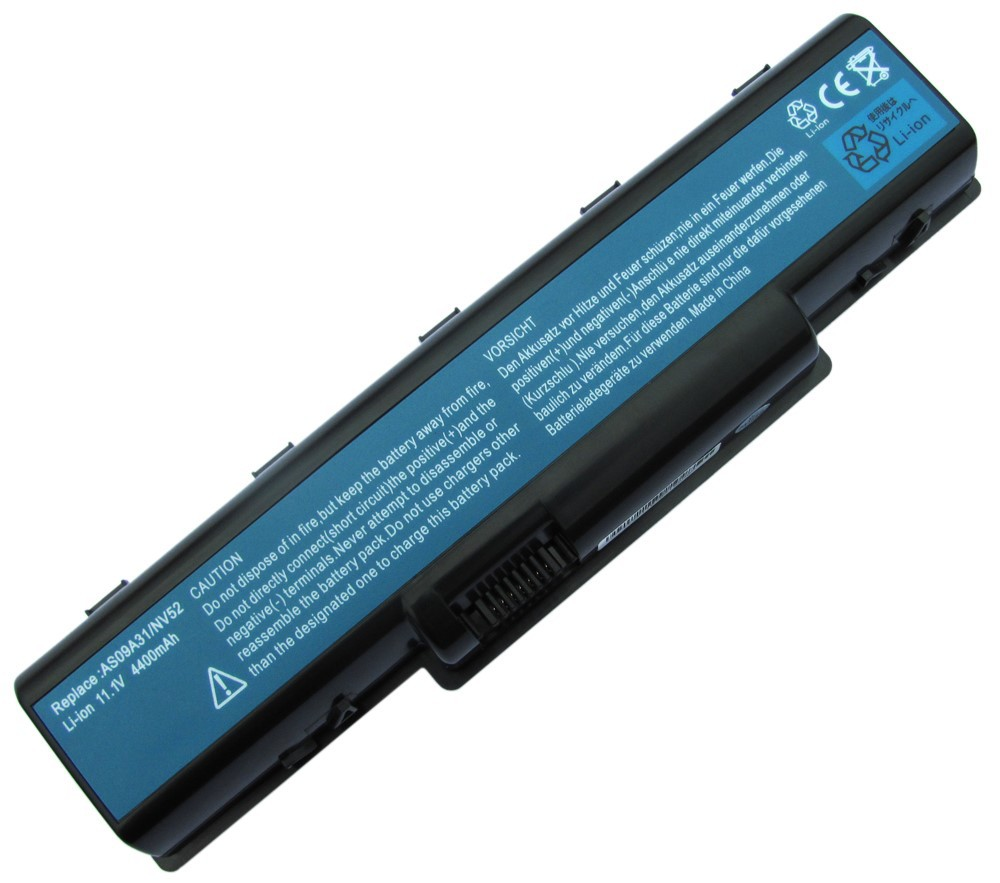 laptop battery for acer emachine e725