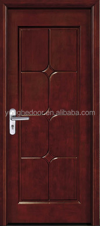 Entrance Luxury Interior Composite Wooden Door Designs for house