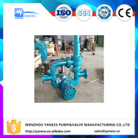 SS304/SS316 sanitary rotor pump for crude oil/heavy oil/fuel/polymer