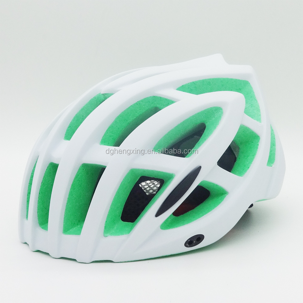 V-100 factory wholesale road cycling helmet with sun visor