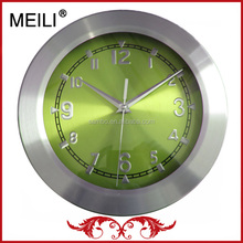 Home Decoration Modern Promotion Metal Wall Clock
