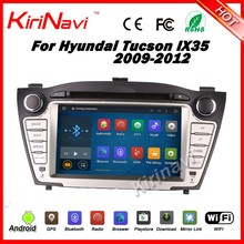"Kirinavi WC-HIX7013 android 5.1 7"" touch screen car stereo for hyundai ix35 2009 2010 2011 2012 car audio navigator GPS system"