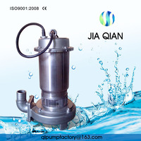 Submersible Drainage Sea Water Submersible Pumps