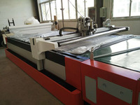 Factory Produce CNC Cotton Roll Cutting Machine Also Available to Silk,Textile,Fabric