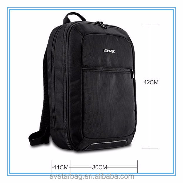 Guangzhou factory Hottest woman's KnapSack Men's Backpack With Grid-it Organizer