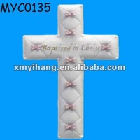 Christian cross baby baptism gifts for baptism decorations