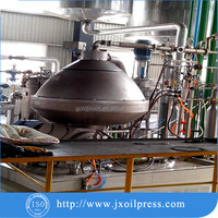 Hot sale mini crude palm oil refinery