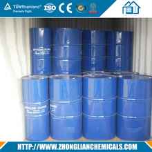 methylene chloride -PU foam raw material for Africa markets