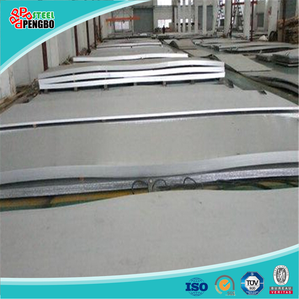 sus 304 316l NO.1 6mm stainless steel sheets