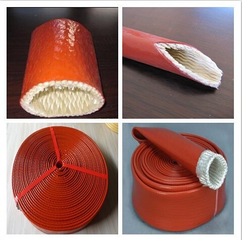 silicone fire sleeve