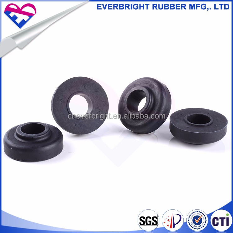 Customized molded foot rubber