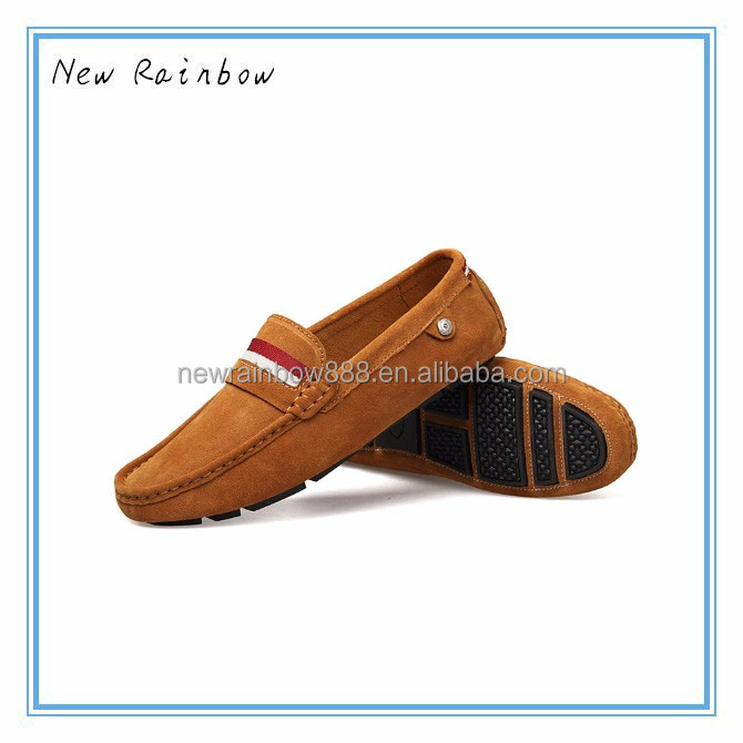 Hot Selling New Fashion Falt Shoes Made In China Man Casual Shoe