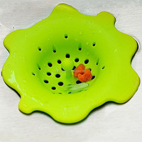 Rubber Flower Shape Floor Drain Sewer Floor Filter Trap Sink Strainer Kitchen Sink Drain Bathroom Shower Drain Cover