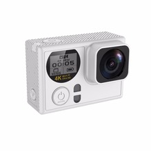 Original Zoom Action Camera 4K Ultra-thin Dual Screen Sport Car Camera With WIFI