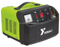 Small 12V 24V portable dc battery charger and jump starter DFC-50P