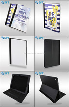 Digital printing wallet leather case for Ipad2/3/4