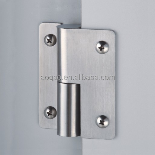Aogao 26 series stainless steel toilet cubicle partition hardware