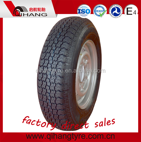 225/75D15 235/80R16 225/75R15 10.00-20 11-22.5 travel trailer and container trailer and boat trailer tire size