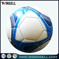 top quality tpu machine stitched football soccer