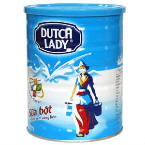 Full cream milk powder 400gr Dutch Lady