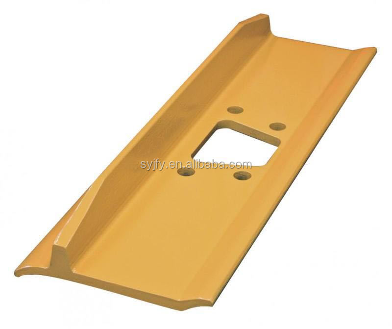 Warrantly 3000 Hours Special Shaped Trapezoid Caterpillar320 Track Pad Manufacturer