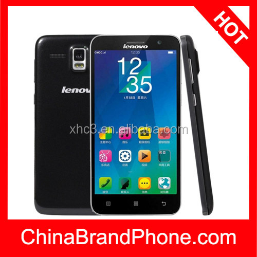 Original Lenovo A8 / A806 5.0 Inch IPS Screen Android 4.4 4G Smart Phone