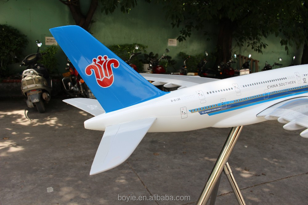 120CM decoratived scale 1:30 Boeing 737 Air China Big model ship kits for business present