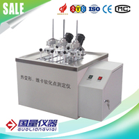HDT VICAT Softening Temperature Instrument