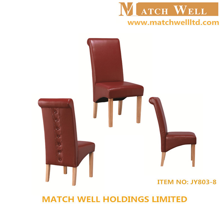 Gold supplier China custom wholesale solid wood dining chair