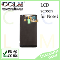 Wholesale price display lcd touch screen for samsung galaxy note 3 n9000 n9005 n9008 lcd screen original