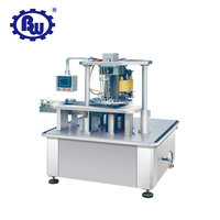 Good quality plastic container sealing machine