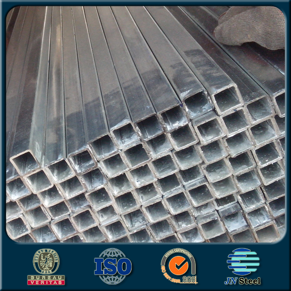 square steel tube for galvanized steel frame in winter greenhouse