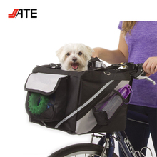 Foldable Pet cage for Dog or Cat Outdoor Bicycle Pet Carrier
