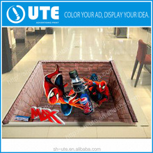 Eco-friendly 3D floor Stickers/wall sticker