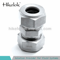 1 16 npt thread stainless steel pipe fitting union compression tube fittings
