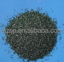 Blasting Media Black Corundum Price for Sale Factory Made In China
