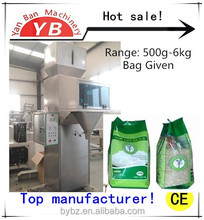 Factory Price 5kg Granular Products Weighing and Packing Machine YB-C6