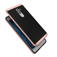 High quality for Huawei P10 carbon fiber armor mobile phone case