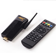 1CHIP android tv box 2016 RK3288 2GB+8GB Android 4.4 CS008 Quad Core kodi tv stick with remote