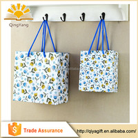 Cheap Advertising Tote Cosmetic Paper Bag